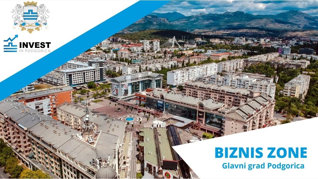 Press konferencija: Predstavljanje javnog poziva za korisnike biznis zona u Podgorici
