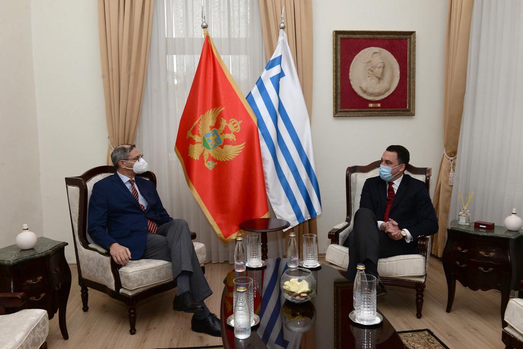 Vuković i Celioli: Intenziviraćemo saradnju u oblasti ekonomije i kulture