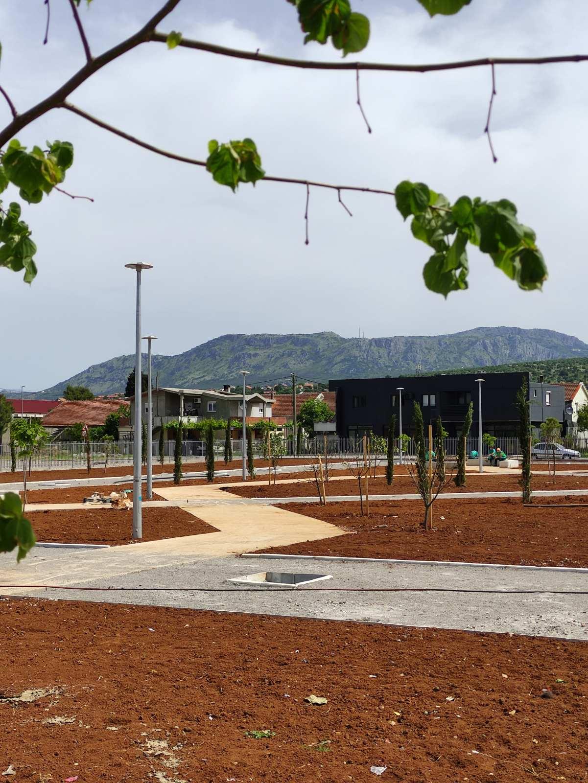 Otvaranje parka na Koniku