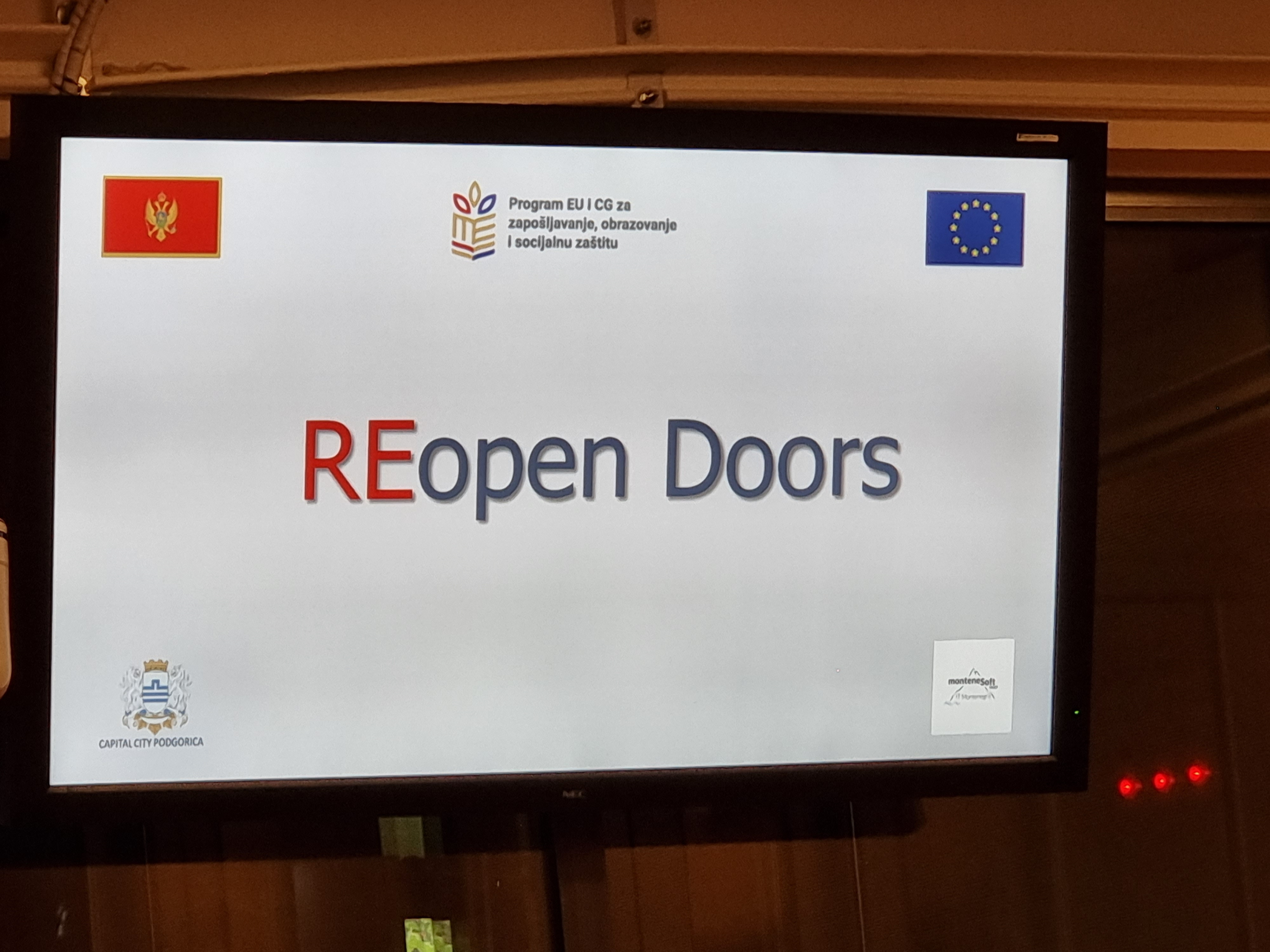 Završen projekat ReOpen Doors; Glavni grad ostaje posvećen unapređenju položaja RE populacije