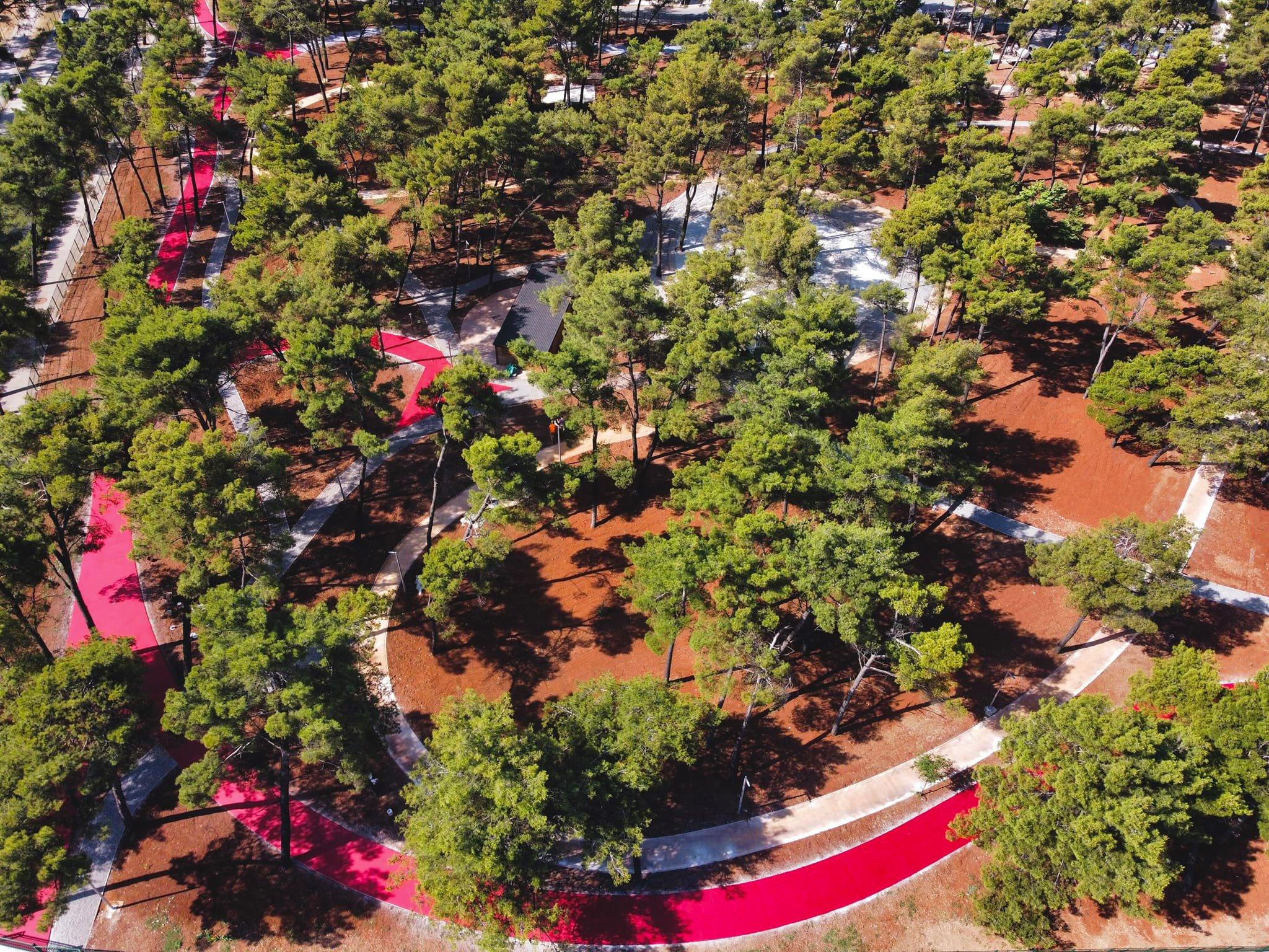 Otvaranja nove sportsko-rekreativne zone u Tološkoj šumi