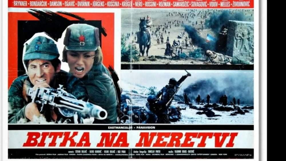 Projekcija filmova povodom  80 godina od Trinaestojulskog ustanka
