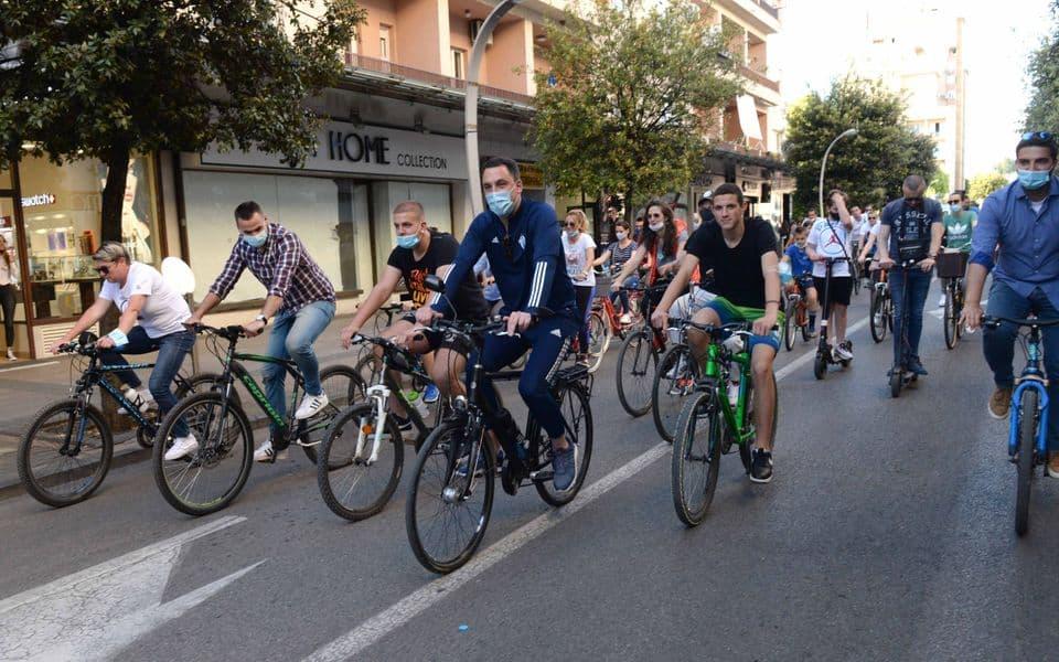 Raspisan peti javni konkurs u okviru projekta Podgorica na dva točka; Novi dvotočkaši uskoro na ulicama Podgorice