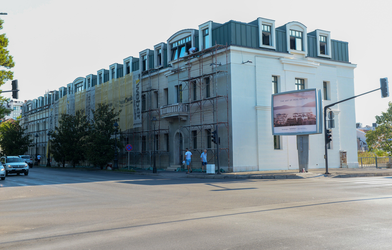 """U toku radovi na adaptaciji objekta JU """"Muzeji i galerije"""""""