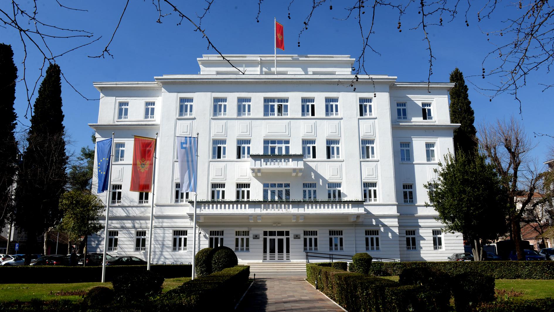 Konferencija za medije povodom akcije sanacije brda Gorica