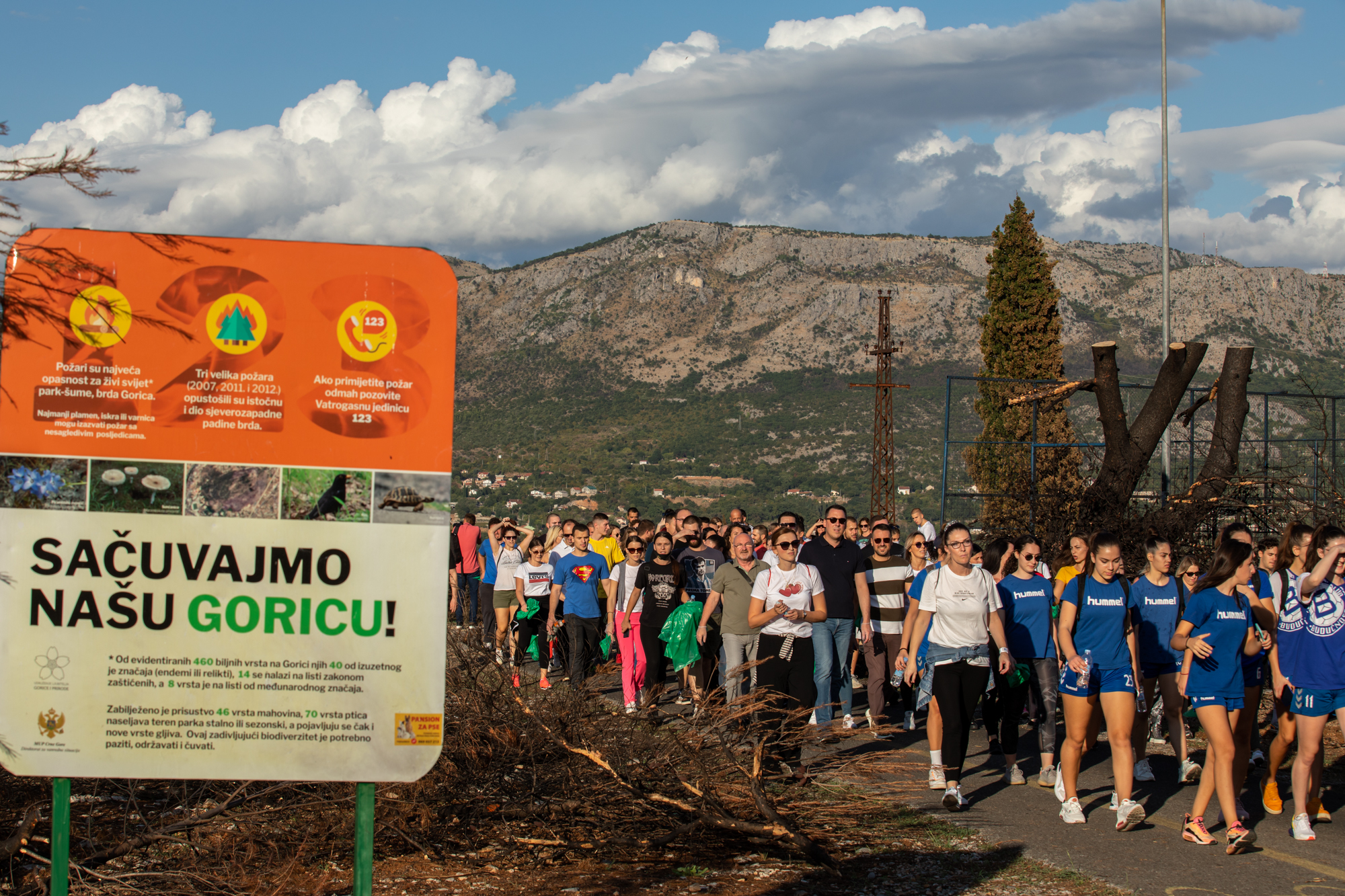 Najava: Nova akcija čišćenja brda Gorica