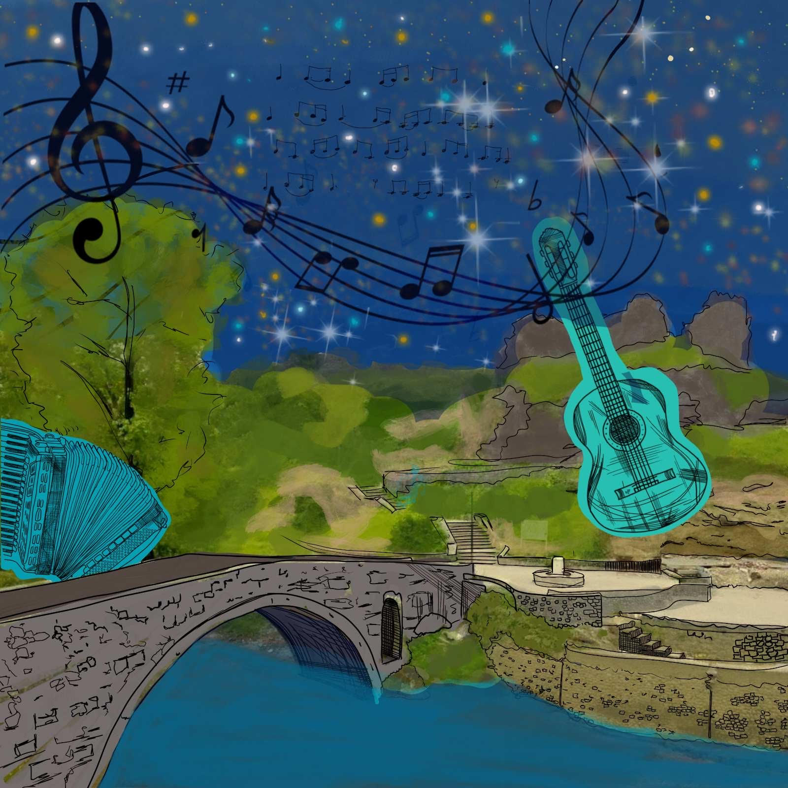 Najava : U subotu koncert starogradske muzike  na Sastavcima