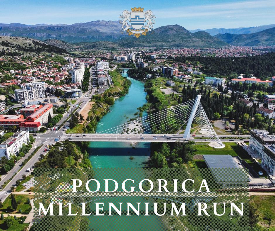 Sportski događaj godine za tačno mjesec dana; Podgorica trči