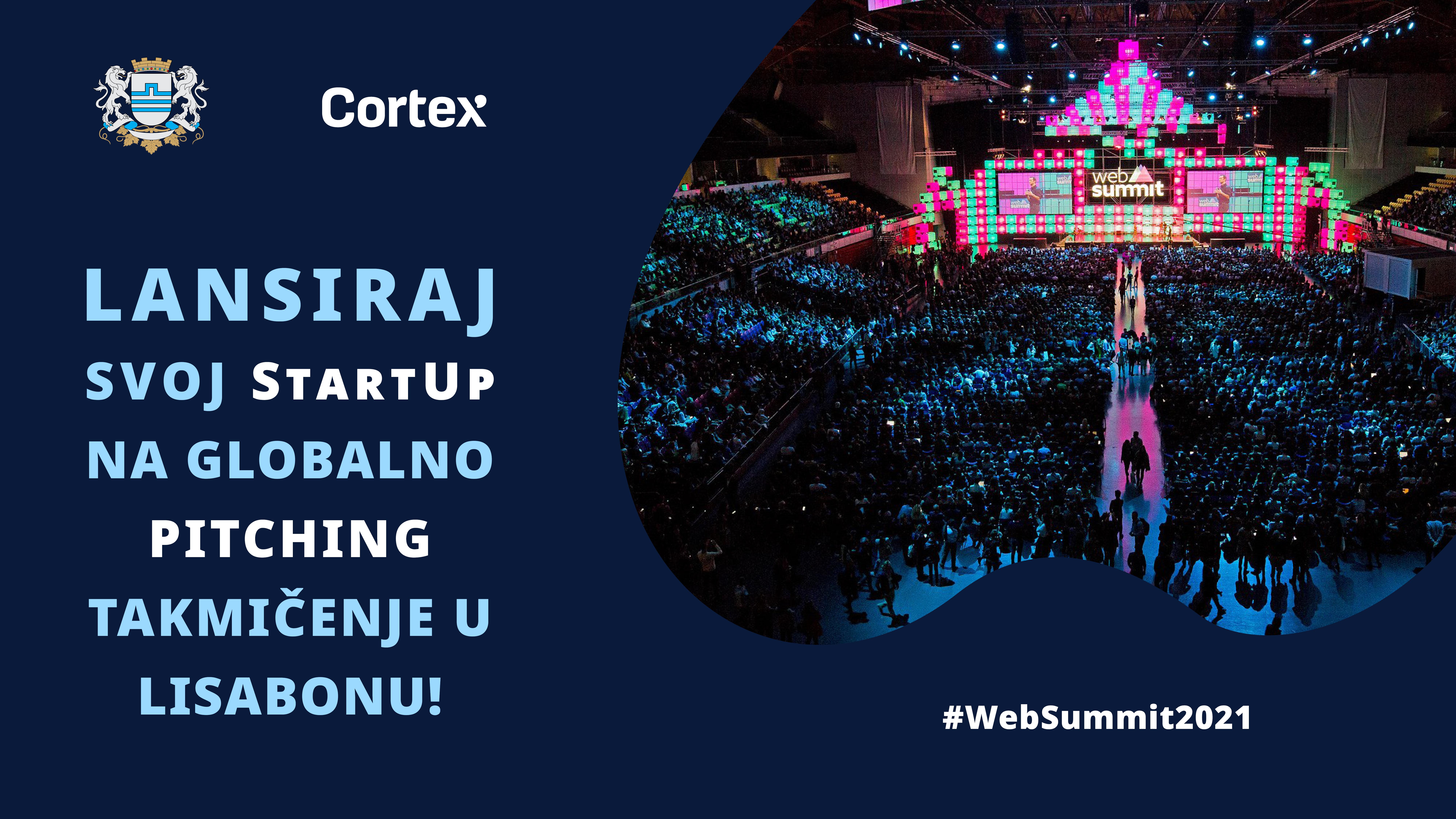 Najava: Konkurs za podršku StartUp ICT biznisu- predstavljanje dobitnika koji će učestvovati na Web Summit-u u Lisabonu