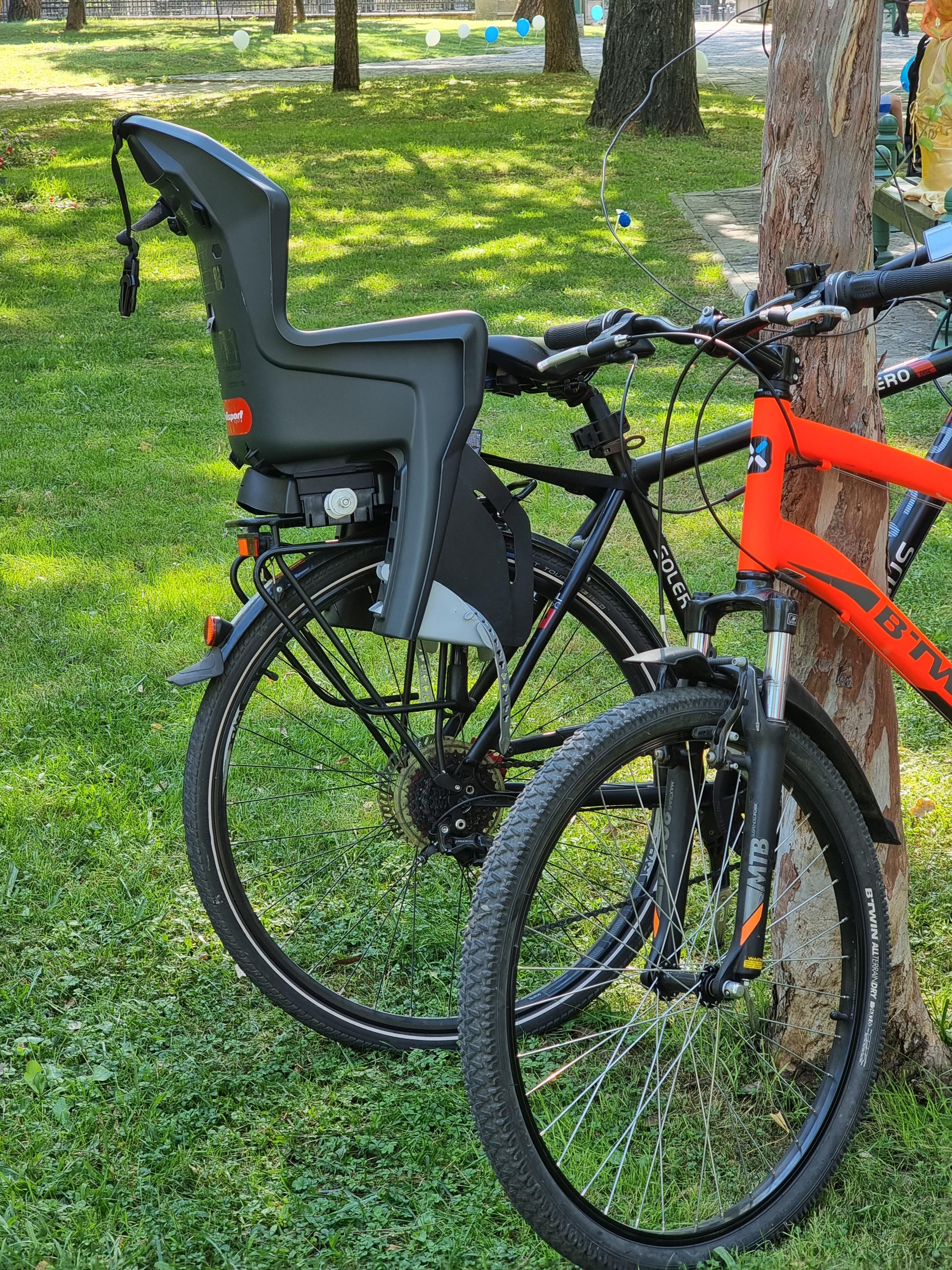 Završen prvi konkurs za subvencioniranje kupovine sjedišta za prevoz djece na biciklu