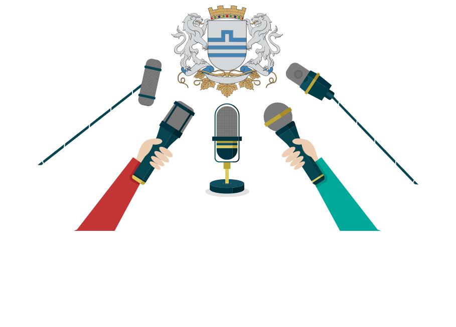 Press povodom prezentacije novog web sajta Glavnog grada