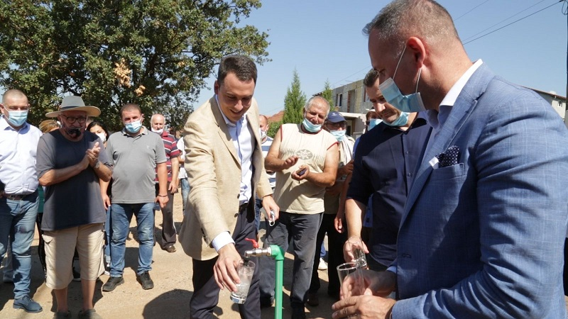 Završena II faza vodovoda na Kakarickoj gori: Riješeno pitanje vodosnabdijevanja za preko 500 domaćinstava