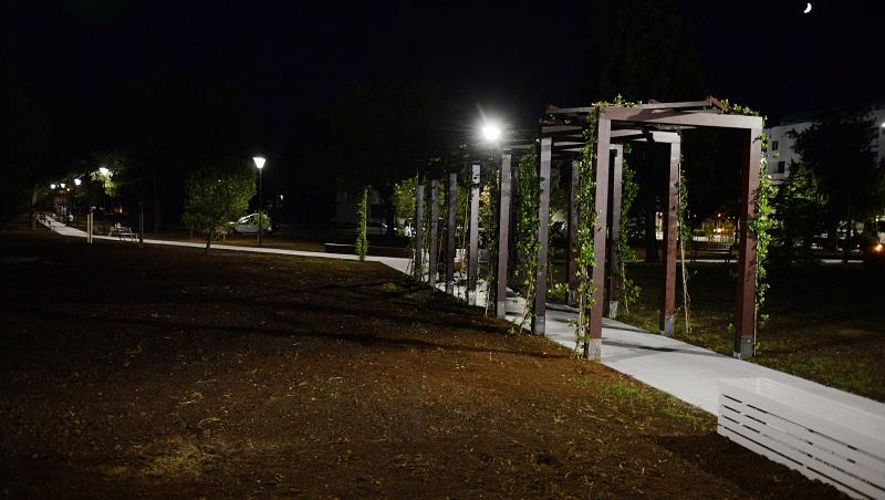 Završena druga faza Podgoričkog parka: Nova zelena oaza na preko 10.000 metara kvadratnih