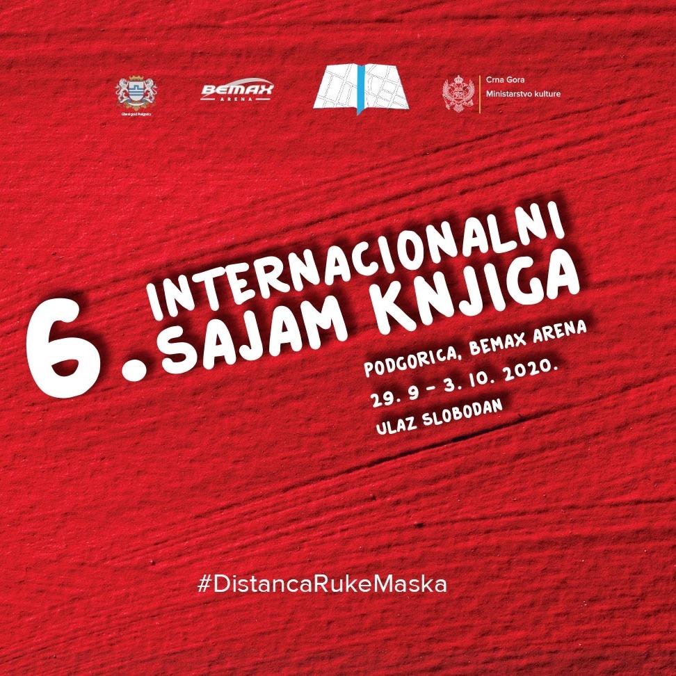 Najava: Press konferencija povodom VI Internacionalnog sajma knjiga