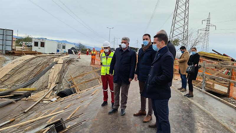Podgorica za par mjeseci dobija još jedan velelepni most
