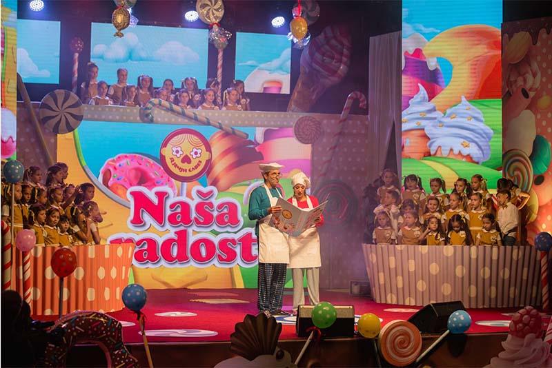 """Najava: Festival dječije pjesme """"Naša radost"""" ove godine u drugačijem izdanju"""