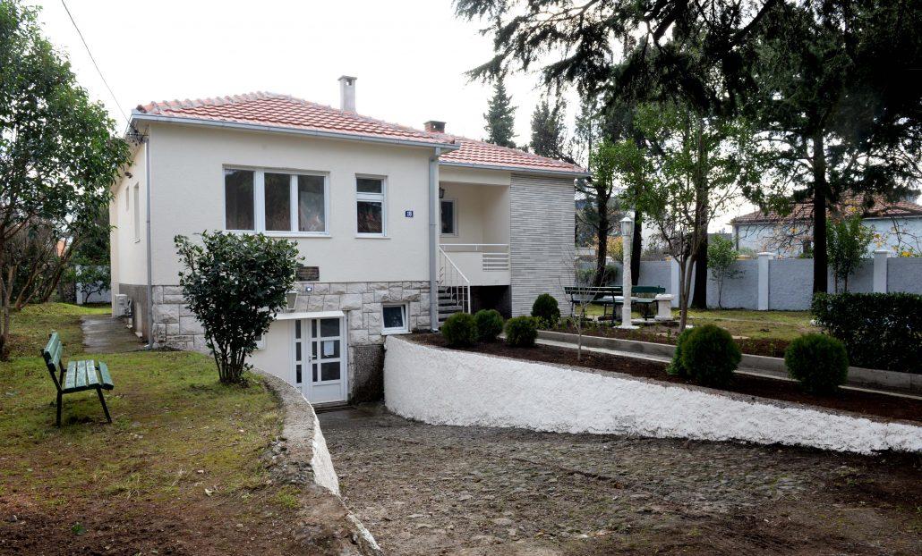 Najava: Otvaranje Kuće Stojanovića u Maslinama