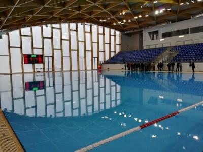 """Natkriveni bazen u sklopu Sportskog centra ''Morača"""" sjutra zatvoren za posjetioce"""