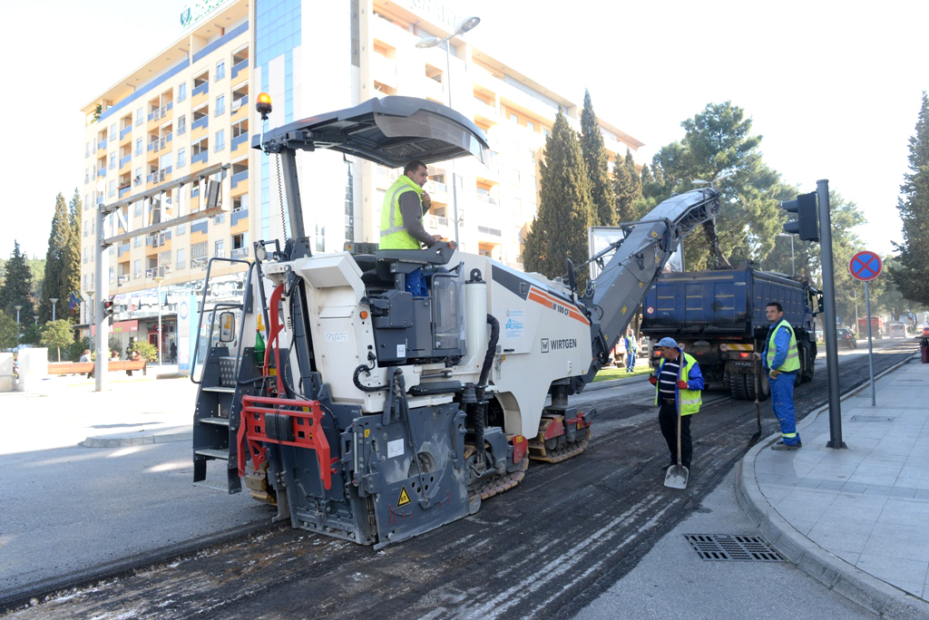 Počela rekonstrukcija druge faze Bulevara Ivana Crnojevića