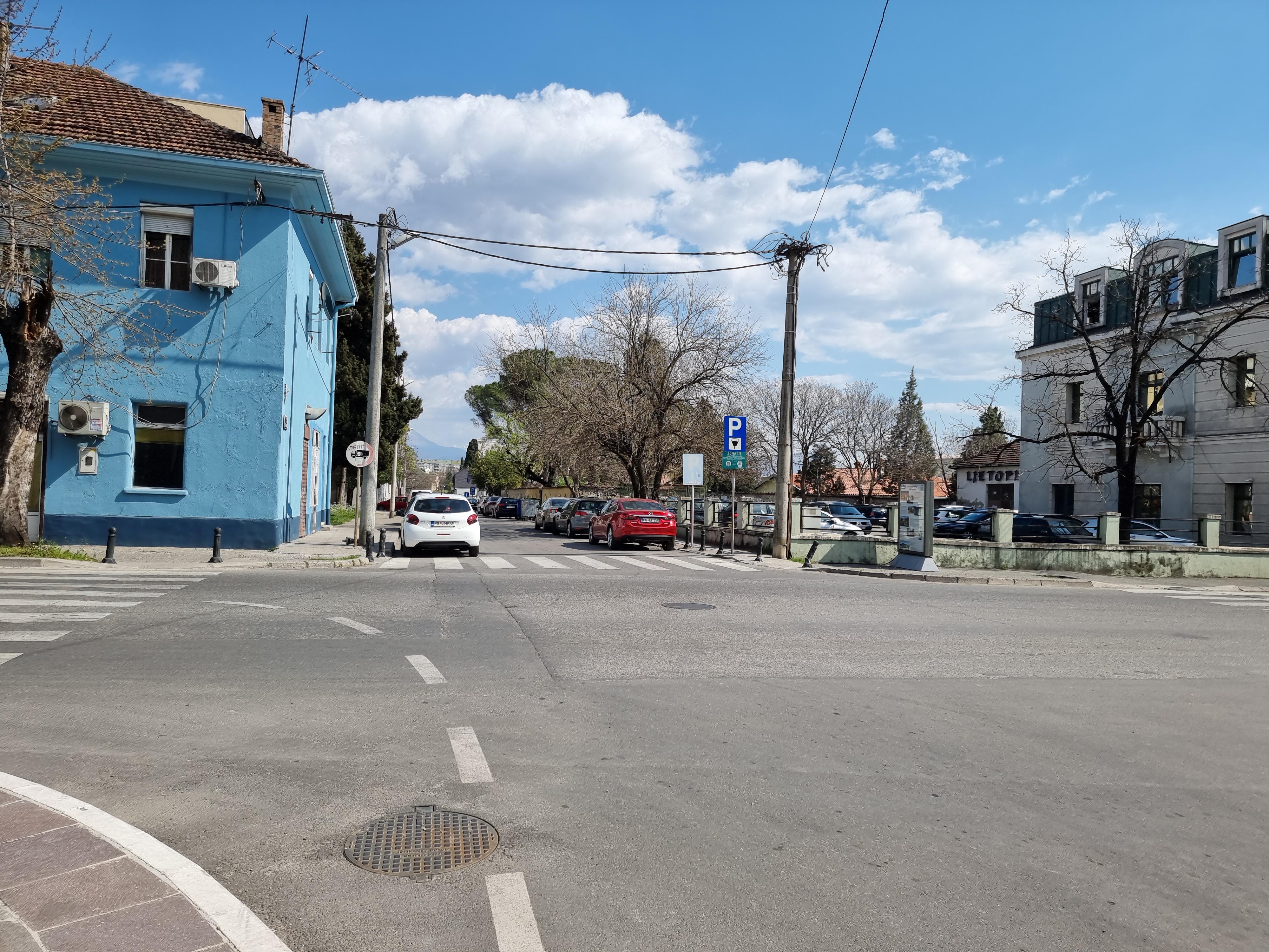 Zabrana saobraćaja u drugom dijelu Ulice Vuka Karadžića